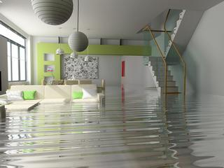 flood and water damage can be costly if not treated quickly